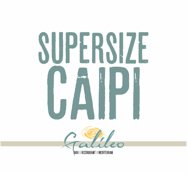 Supersize Caipi